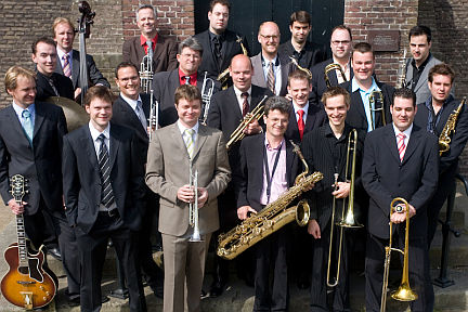 baritonsaxofoon @ Holland Big Band